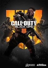 скрин Call of Duty Black Ops 4