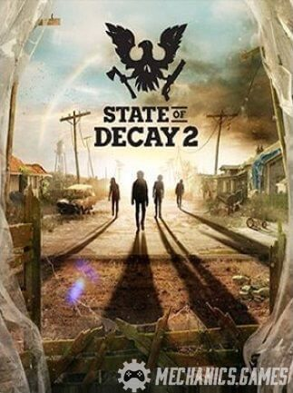 скрин State of Decay 2