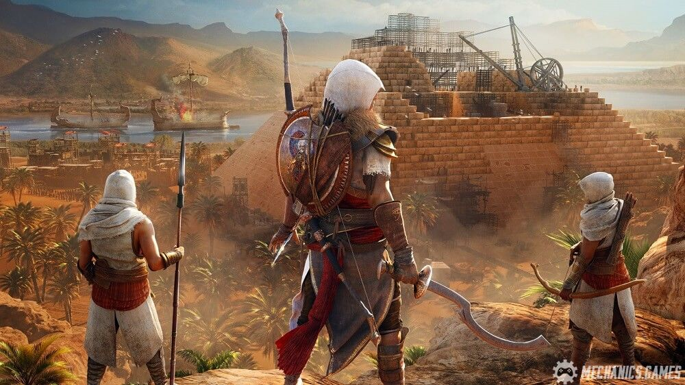 Фото Assassin's Creed: Origins от R.G. МЕХАНИКИ