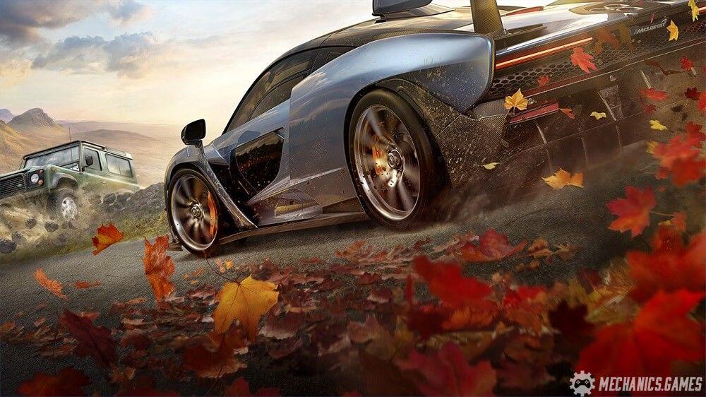 Скачать Forza Horizon 4 RePack от R G  Механики