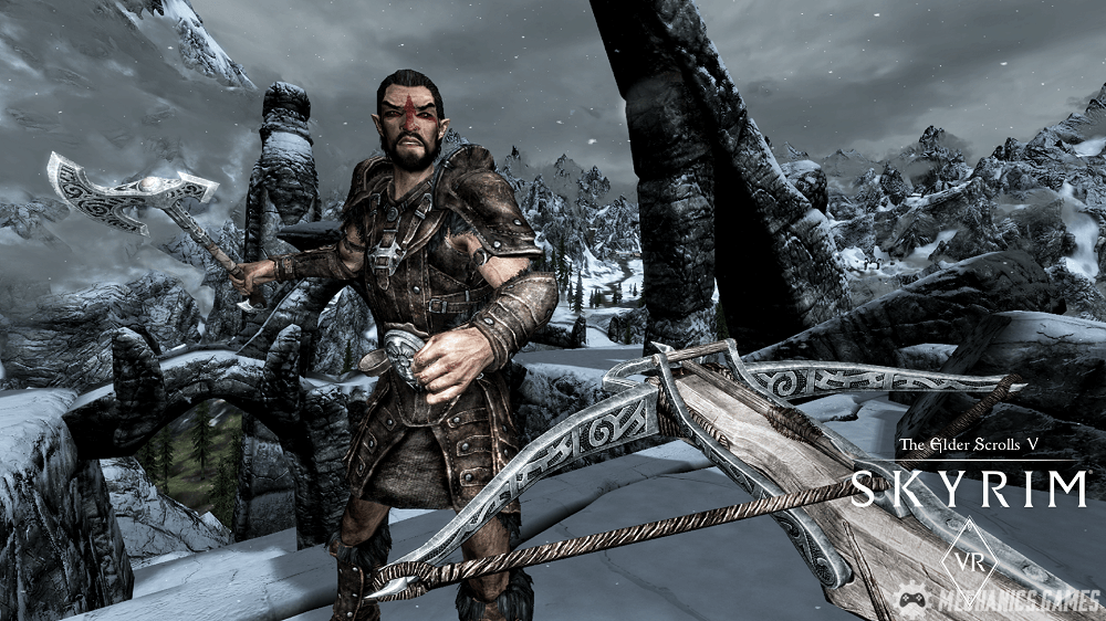 Фото The Elder Scrolls V: Skyrim от R.G. МЕХАНИКИ