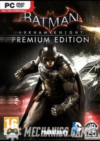 скрин Batman: Arkham Knight