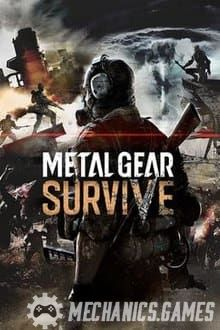 Фото Metal Gear Survive