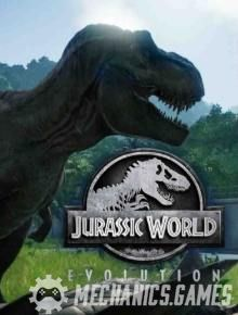 скрин Jurassic World Evolution