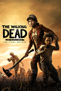 скрин The Walking Dead The Final Season