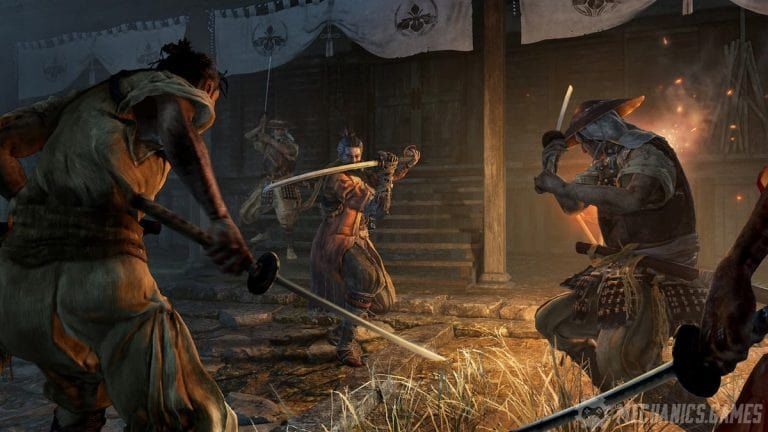 Фото Sekiro Shadows Die Twice от R.G. МЕХАНИКИ