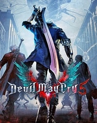 скрин Devil May Cry 5
