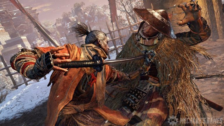 Скриншон Sekiro Shadows Die Twice от R.G. МЕХАНИКИ