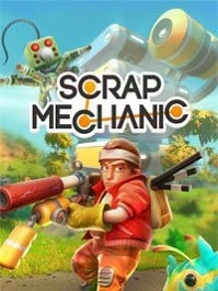 Фото Scrap Mechanic + Survival Mode