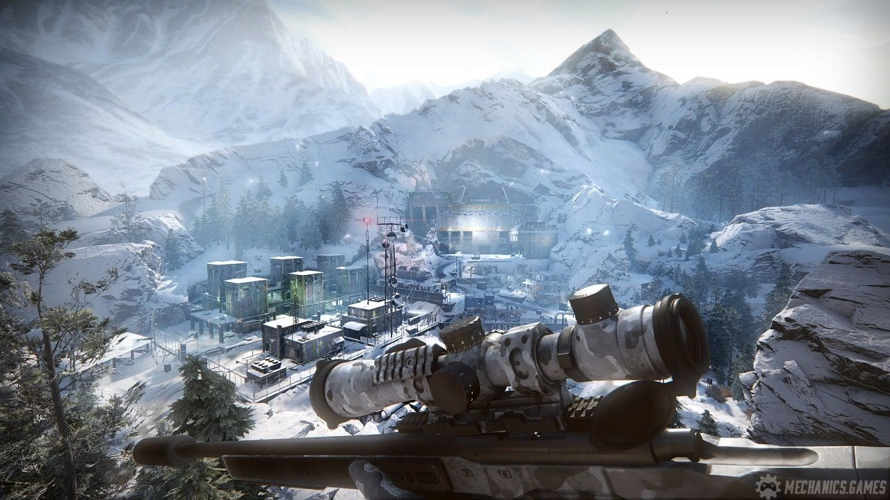 Фото Sniper Ghost Warrior Contracts от R.G. МЕХАНИКИ