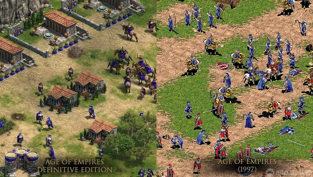 Скриншон Age of Empires Definitive Edition от R.G. МЕХАНИКИ