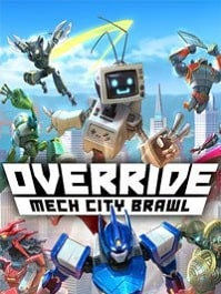 скрин Override Mech City Brawl