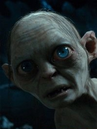 скрин The Lord of the Rings Gollum