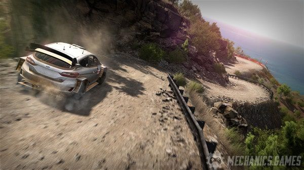 Скрин WRC 8 FIA World Rally Championship от R.G. МЕХАНИКИ