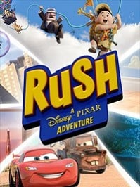 скрин RUSH A Disney PIXAR Adventure