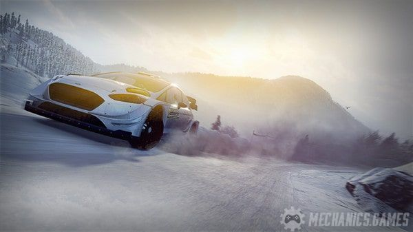 Скриншон WRC 8 FIA World Rally Championship от R.G. МЕХАНИКИ