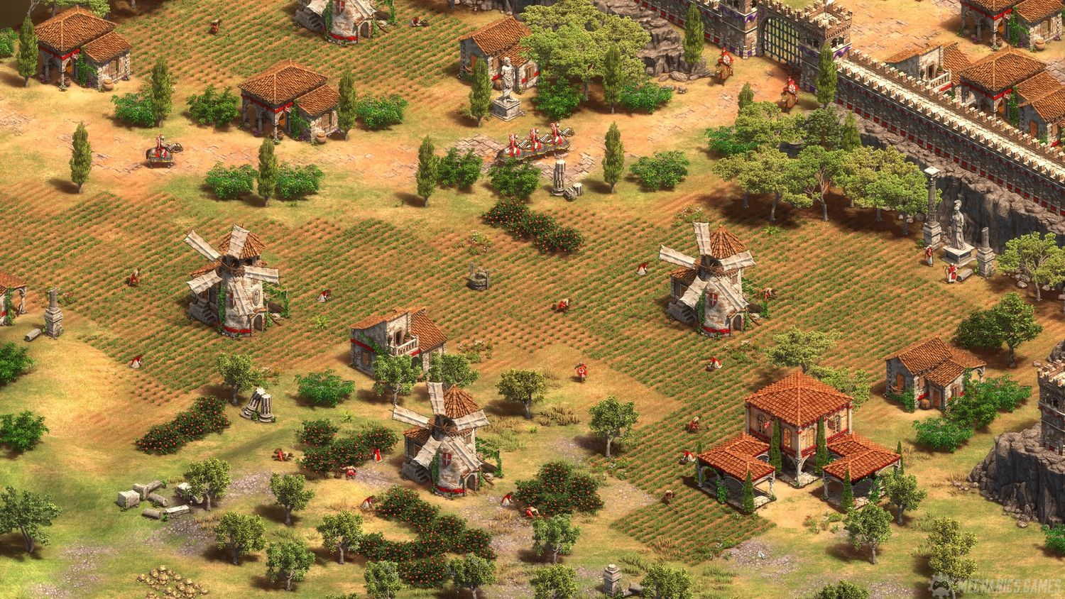 Фото Age of Empires 2 Definitive Edition от R.G. МЕХАНИКИ