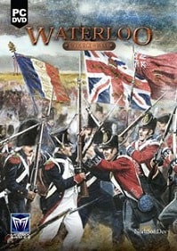 скрин Scourge of War Waterloo