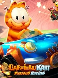 скрин Garfield Kart - Furious Racing