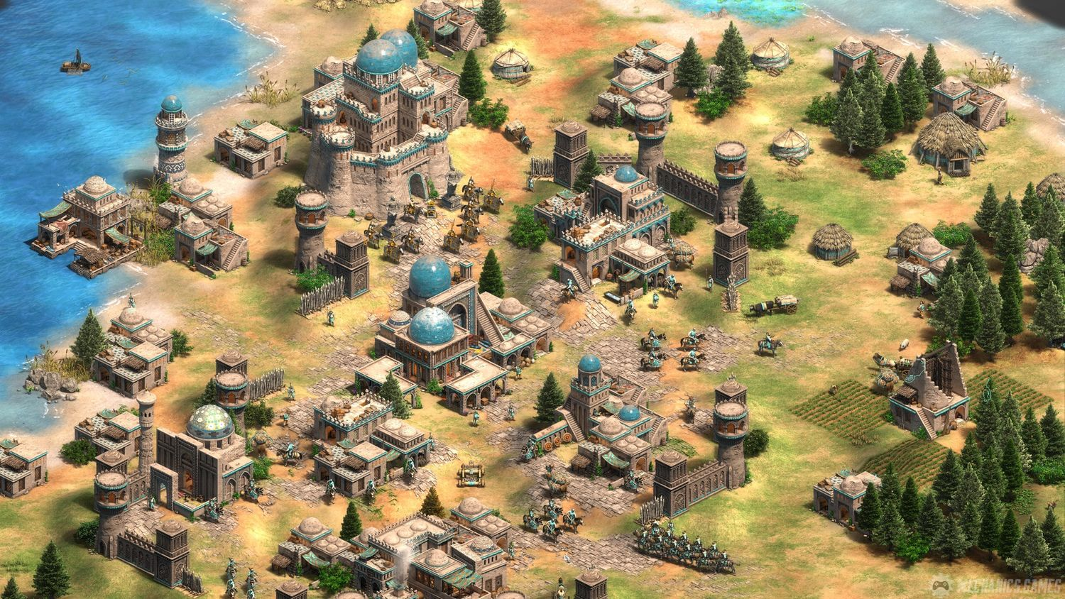 Скрин Age of Empires 2 Definitive Edition от R.G. МЕХАНИКИ