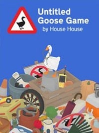 скрин Untitled Goose Game