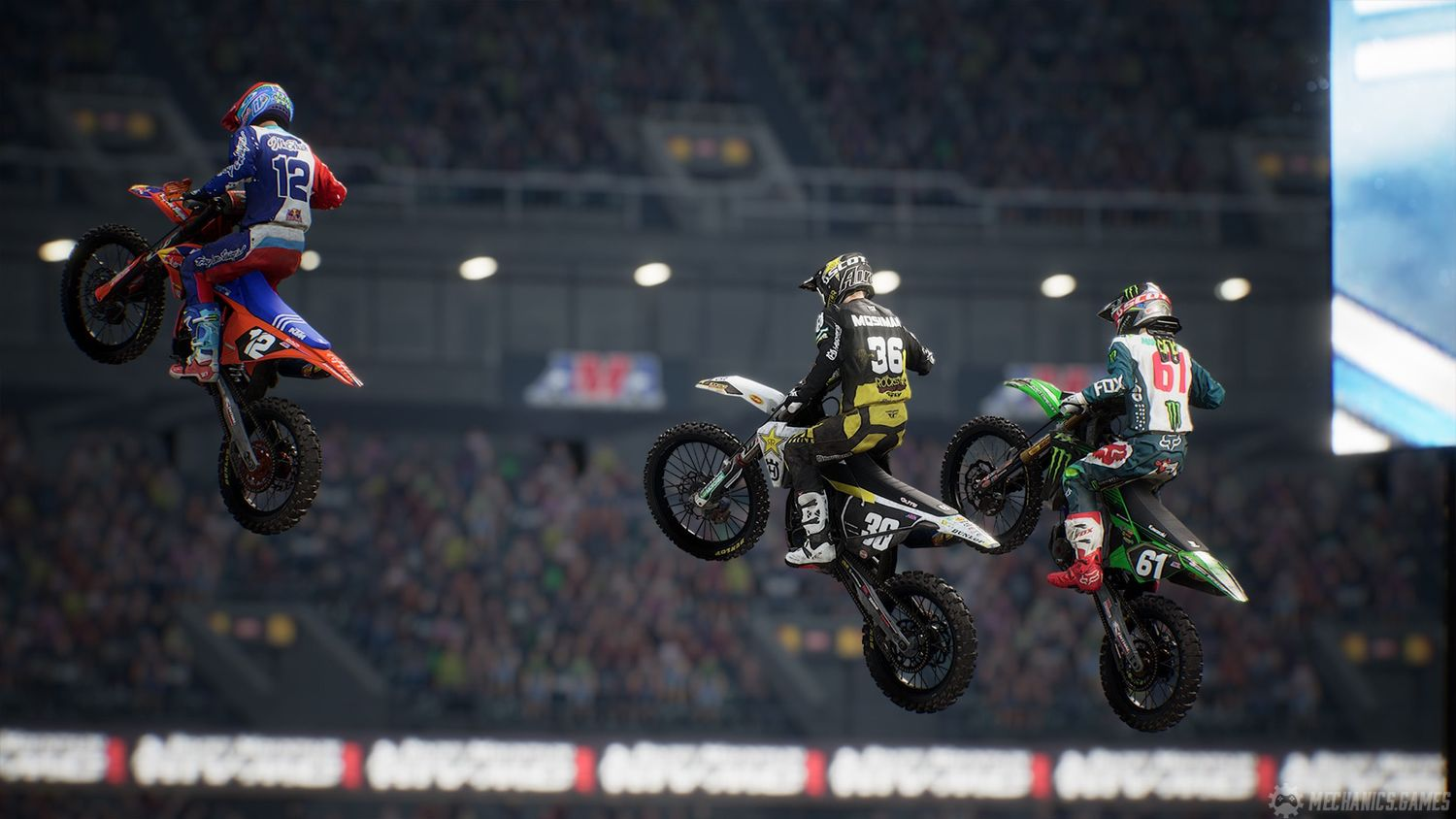 Фото Monster Energy Supercross - The Official Videogame 3 от R.G. МЕХАНИКИ